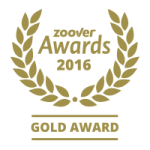 Zoover Gold Awards BorgoCasalvento